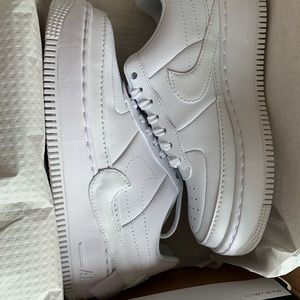 Nike Air Force 1 jester 7.5 new